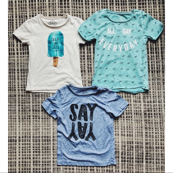 02a265ca6924 well worn Shirts & Tops | Set Of Boys Tees From Target Size 5t ...